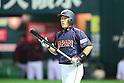 Hirokazu Ibata (JPN), .MARCH 2, 2013 - WBC : .2013 World Baseball Classic .1st Round Pool A .between Japan 5-3 Brazil .at Yafuoku Dome, Fukuoka, Japan. .(Photo by YUTAKA/AFLO SPORT) [1040]