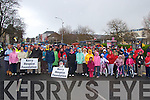 TRALEE BRANCH: A large crowd gathered at the Brandon Car Park on Good Friday morning to take part Tralee branch of the Kerry Hospice Foundation 10k walk.   Copyright Kerry's Eye 2008