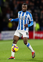 Huddersfield Town's Isaac Mbenza<br /> <br /> Photographer Andrew Kearns/CameraSport<br /> <br /> The Premier League - Huddersfield Town v Burnley - Wednesday 2nd January 2019 - John Smith's Stadium - Huddersfield<br /> <br /> World Copyright © 2019 CameraSport. All rights reserved. 43 Linden Ave. Countesthorpe. Leicester. England. LE8 5PG - Tel: +44 (0) 116 277 4147 - admin@camerasport.com - www.camerasport.com