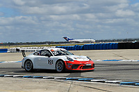 Porsche GT3 Cup Series<br /> Sebring February Test<br /> Sebring International Raceway, Sebring, Florida, USA<br /> Wednesday 21 February 2018<br /> #20 Wright Motorsports, Porsche 991 / 2017, GT3P: Fred Poordad (M)<br /> World Copyright: Richard Dole<br /> LAT Images