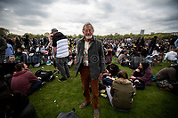 20.04.2017 - London 420 - Hyde Park 2017 With Lee Harris