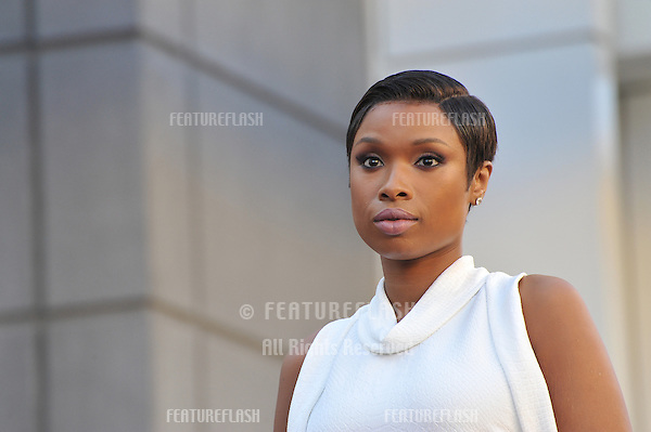 Actress/singer Jennifer Hudson is honored with the 2,512th star on the Hollywood Walk of Fame.<br /> November 13, 2013  Los Angeles, CA<br /> Picture: Paul Smith / Featureflash