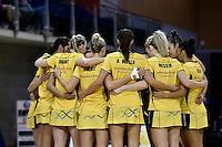 ANZ Championship - Central Pulse v Adelaide Thunderbirds at Te Rauparaha Arena, Porirua, New Zealand on Sunday 12 June 2016. <br /> Photo by Masanori Udagawa. <br /> www.photowellington.photoshelter.com.