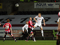 Pictured: Garry Monk of Swansea City in action<br />