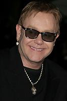 Elton John 2006<br /> Photo By John Barrett/PHOTOlink.net