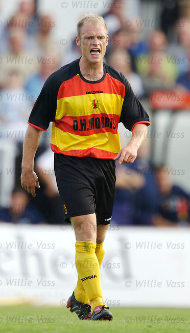 Brown Ferguson, Partick Thistle.stock season 2006-2007.pic willie vass