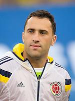 David Ospina of Columbia