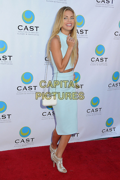 29 May 2014 - Los Angeles, California - AnnaLynne McCord. 16th Annual &quot;From Slavery to Freedom&quot; Gala Event held at The Skirball Center.  <br /> CAP/ADM/BP<br /> &copy;Byron Purvis/AdMedia/Capital Pictures