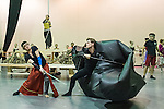 Cincinnati Ballet King Arthur's Camelot Behind the Scenes