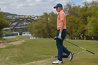 Matt Fitzpatrick (ENG) departs the 12th tee during day 2 of the World Golf Championships, Dell Match Play, Austin Country Club, Austin, Texas. 3/22/2018.<br /> Picture: Golffile | Ken Murray<br /> <br /> <br /> All photo usage must carry mandatory copyright credit (&copy; Golffile | Ken Murray)