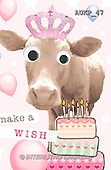 Samantha, ANIMALS, REALISTISCHE TIERE, ANIMALES REALISTICOS, funny, photos+++++Party Cow 2 master,AUKP47,#a#