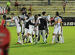 En compromiso que serró la fecha 19 del Apertura Colombiano 2015, disputado en el estadio La Independencia de Tunja, Patriotas perdió 0 - 1 ante Envigado.