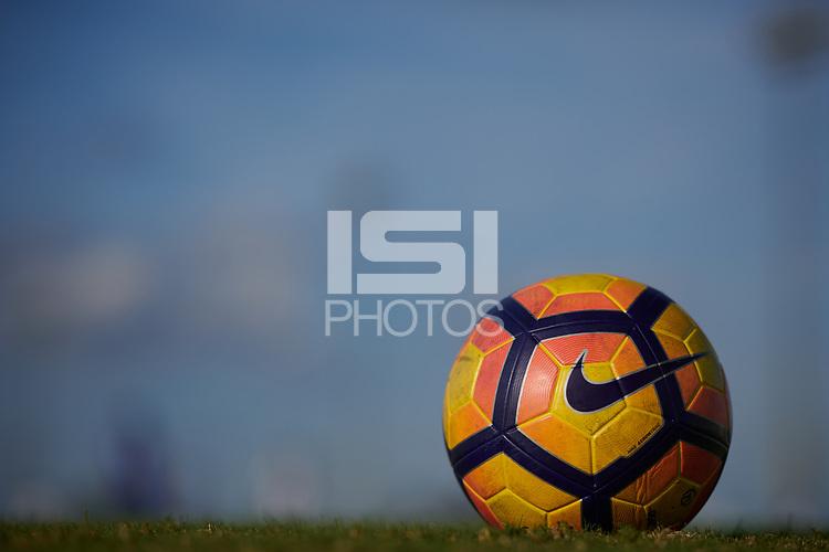 Frisco, TX - October 21, 2017: The U.S. Soccer Development Academy 2017 U-13/U-14 Central Regional Showcase at Toyota Soccer Center.