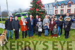 Attending the Lighting of the Remembrance Tree at the Tralee Municipal District Offices on Sunday