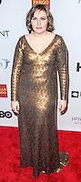 NEW YORK CITY, NY, USA - APRIL 07: Lena Dunham at the Point Honors New York Gala 2014 held at the New York Public Library on April 7, 2014 in New York City, New York, United States. (Photo by Jeffery Duran/Celebrity Monitor)