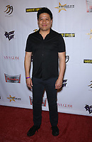 "04 August 2017 - Las Vegas, Nevada - Garrett Wang. Sneak Peek FREE Screening of ""UNBELIEVABLE!!!!!"", A Sci-Fi Spoof Starring over 42 Former ""Star Trek"" stars and a Puppet Captain, at Brenden Theaters inside the Palms Las Vegas. Photo Credit: MJT/AdMedia"