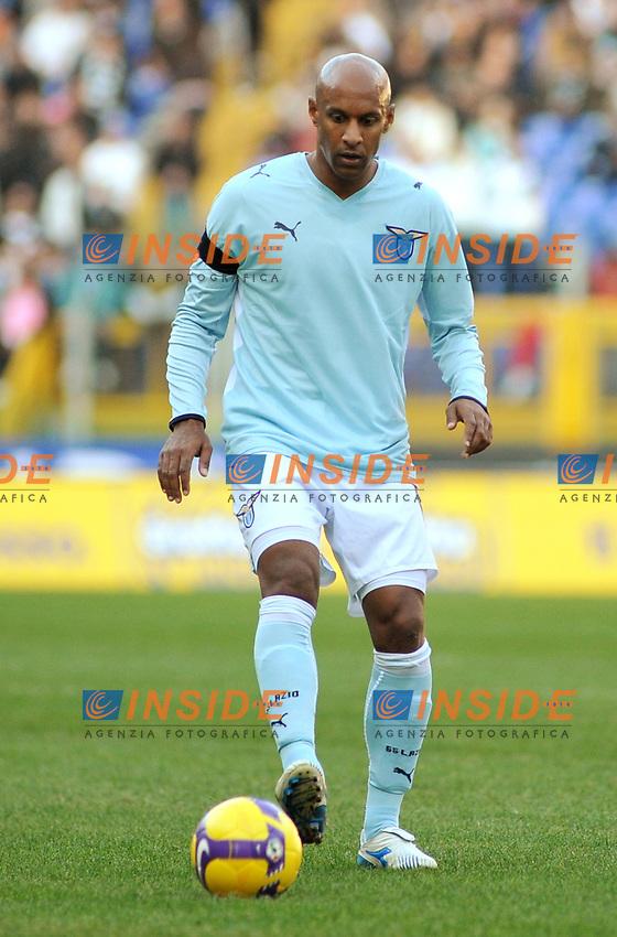 Ousmane Dabo (Lazio)<br /> Roma 23/10/2008 Stadio &quot;Olimpico&quot; <br /> Campionato Italiano Serie A 2008/2009<br /> Lazio Genoa (1-1)<br /> Foto Massimo Oliva Insidefoto
