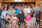 Surprise.--------.Tim Cotter(seated centre)from St Brendans Pk Tralee got a massive surprize from his family and friends when he was lured to Stokers Lodge last Friday night where a great party was prepared for his 30th.   Copyright Kerry's Eye 2008