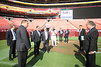 USA Bid Committee for the 2018 or 2022 FIFA World Cup at FedEx Field, Wednesday  September 8, 2010.