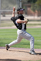 Josh Hungerman, Colorado Rockies 2010 minor league spring training..Photo by:  Bill Mitchell/Four Seam Images.