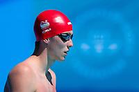 Picture by Alex Whitehead/SWpix.com - 06/04/2018 - Commonwealth Games - Swimming - Optus Aquatics Centre, Gold Coast, Australia - Cameron Kurle of England during the Men's 4x100m Freestyle Relay heats.