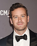 LOS ANGELES, CA - NOVEMBER 04: Actor Armie Hammer  attends the 2017 LACMA Art + Film Gala Honoring Mark Bradford and George Lucas presented by Gucci at LACMA on November 4, 2017 in Los Angeles, California.