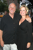 NEW YORK CITY, NY - August  01, 2012: Jackie Martling and Emily Conner at the screening of 'Celeste and Jess Forever' at the Sunshine Landmark Theater in New York City. &copy; RW/MediaPunch Inc. /NortePhoto.com<br /> <br /> **SOLO*VENTA*EN*MEXICO**<br />  **CREDITO*OBLIGATORIO** *No*Venta*A*Terceros*<br /> *No*Sale*So*third* ***No*Se*Permite*Hacer Archivo***No*Sale*So*third*