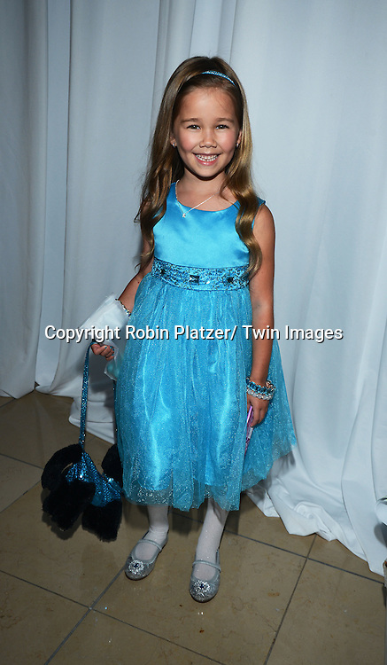 Brooklyn Rae Silzer attends The 40th Annual Daytime Emmy Awards on<br />  June 16, 2013 at the Beverly Hilton Hotel in Beverly Hills, California.