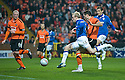 :: DUNDEE UTD'S MIHAEL KOVACEVIC GETS A STRAIGHT RED AFTER PULLING DOWN RANGERS' STEVEN NAISMITH FOR RANGERS' PENALTY :: .19/04/2011   Copyright  Pic : James Stewart.sct_jsp001_dundee_utd_v_rangers .James Stewart Photography 19 Carronlea Drive, Falkirk. FK2 8DN      Vat Reg No. 607 6932 25.Telephone      : +44 (0)1324 570291 .Mobile              : +44 (0)7721 416997.E-mail  :  jim@jspa.co.uk.If you require further information then contact Jim Stewart on any of the numbers above.........