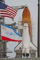 Space Shuttle Atlantis STS135 final launch