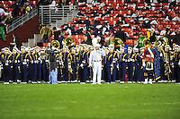 Notre Dame Band, November 11, 2011