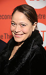 Rita Pietropinto Kitt attends the Off-Broadway Opening Night performance of 'Man From Nebraska' at the Second StageTheatre on February 15, 2017 in New York City.