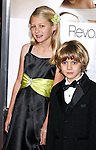 "WESTWOOD, CA. - December 15: Actors Ryan Simpkins and Ty Simpkins arrive at the Los Angeles premiere of ""Revolutionary Road"" held at the Mann Village Theater on December 15, 2008 in Westwood, California."