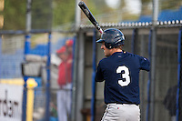 14 September 2009: Jason Holowaty of Great Britain is seen in the batter box during the 2009 Baseball World Cup Group F second round match game won 15-5 by South Korea over Great Britain, in the Dutch city of Amsterdan, Netherlands.