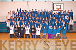 SKIPATHON: The students of Mercy Mounthawk school who held a Skipathon as part of the Young Social Innovators to promote nutrition and physical health at Mercy Mounthawk school, Tralee on Friday.