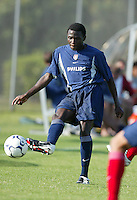 Ofori Sarkokie, U-17 US MNT, March 12, 2004