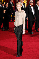 Tilda Swinton arrives at the 81st Annual Academy Awards held at the Kodak Theatre in Hollywood, Los Angeles, California on 22 February 2009