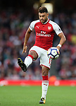 Arsenal's Alex Oxlade-Chamberlain in action during the premier league match at the Emirates Stadium, London. Picture date 11th August 2017. Picture credit should read: David Klein/Sportimage