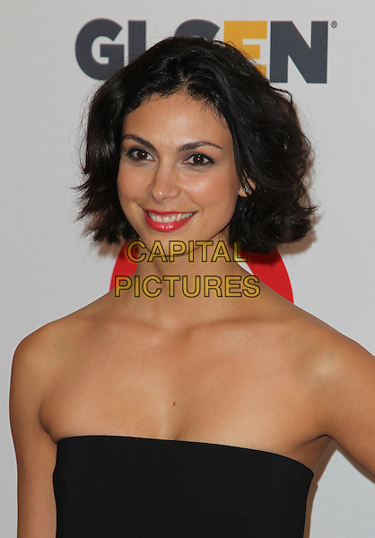 17 October 2014 - Beverly Hills, California - Morena Baccarin. 10th Annual GLSEN Respect Awards Held at The Regent Beverly Wilshire.   <br /> CAP/ADM/FS<br /> &copy;Faye Sadou/AdMedia/Capital Pictures