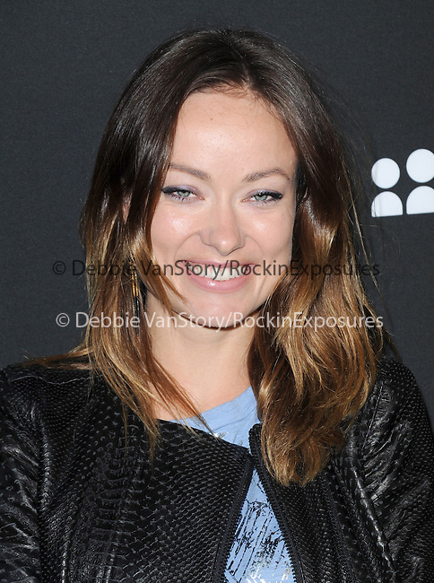 Olivia Wilde at The Myspace Event held at The El Rey Theatre in Los Angeles, California on June 12,2013                                                                   Copyright 2013 Hollywood Press Agency