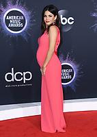 24 November 2019 - Los Angeles, California - Jenna Dewan. 2019 American Music Awards - Arrivals held at Microsoft Theater. Photo Credit: Birdie Thompson/AdMedia