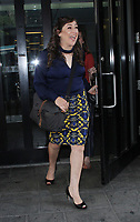 NEW YORK, NY August 09: Mayim Bialik seen at Good Day New York promoting her new book Boying Up: How to be Brave, Bold and Brilliant on August 09, 2018 in New York City. Credit: RW/MediaPunch