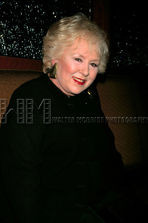 Doris Roberts attending the N.A.T.P.E  Convention in New Orleans, La. on<br /> January 15, 2000.