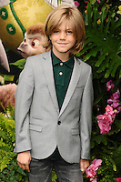 Harry Hickles<br /> arives for the &quot;Rio 2&quot; Screening at the Vue cinema Leicester Square, London. 30/03/2014 Picture by: Steve Vas / Featureflash
