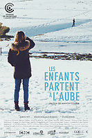 Les enfants partent &agrave; l'aube (2017)<br /> POSTER ART<br /> *Filmstill - Editorial Use Only*<br /> CAP/KFS<br /> Image supplied by Capital Pictures