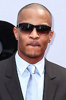 LOS ANGELES, CA - JUNE 30: T.I. attends the 2013 BET Awards at Nokia Theatre L.A. Live on June 30, 2013 in Los Angeles, California. (Photo by Celebrity Monitor)