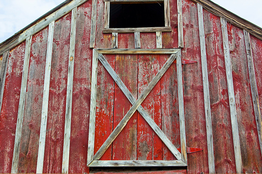 Rural Textures and Barns -
