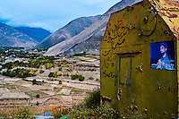 Following the 1979 Soviet invasion and occupation of Afghanistan, Massoud devised a strategic plan for expelling the invaders and overthrowing the communist regime. <br />