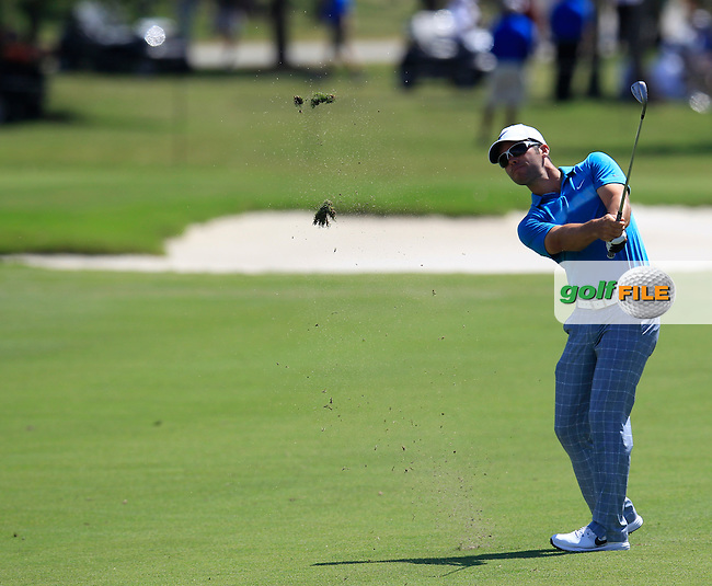Paul Casey (ENG) during the 2nd round at the WGC Cadillac Championship, Blue Monster, Trump National Doral, Doral, Florida, USA<br /> Picture: Fran Caffrey / Golffile