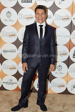 """Victor Florencio 'El Niño Prodigio"""" at People En Espanol's '50 Most Beautiful' Event at The Plaza on May 15, 2012 in New York City. ©Diego Corredor/MediaPunch Inc."""